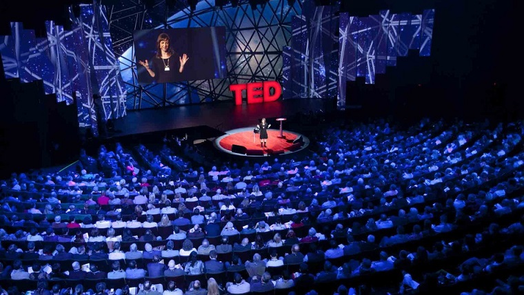 TED-Talk-Web